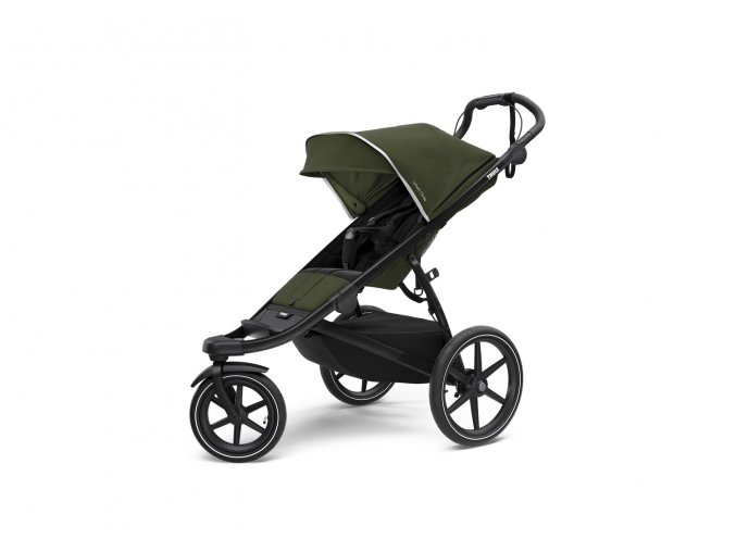 Small Thule Urban Glide 2 Cypress Green on Black ISO 10101944