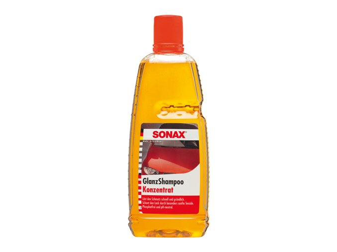 SONAX Leštící Autošampon - koncentrát