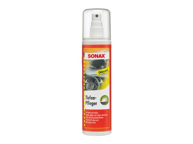 SONAX Konzervace plastů - lesk