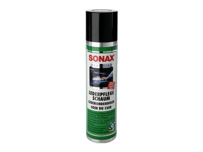 SONAX ProfiLine Pěna na čištění kůže - 400 ml