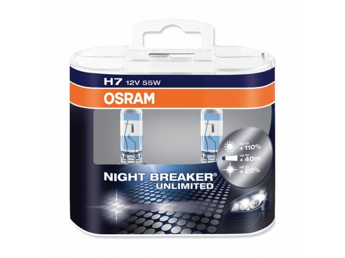 NIGHT BREAKER® UNLIMITED H7
