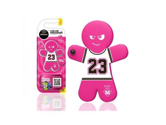OSVĚŽOVAČ VZDUCHU manny bubble gum 65104