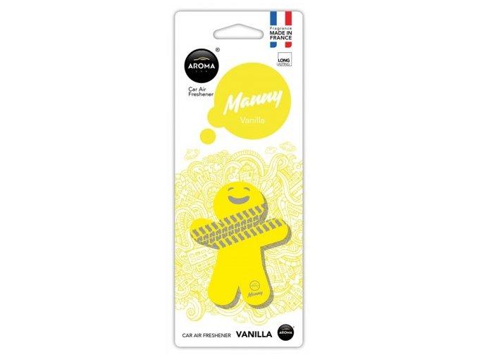 OSVĚŽOVAČ VZDUCHU manny vanilla 65102