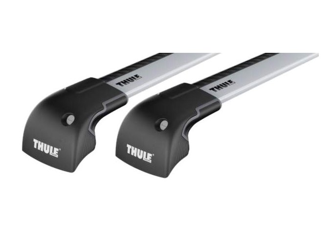 "THULE WingBar Edge 9595 Silver  Střešní nosiče na auta (Fixpoint / Flush Rail) Length ""M+L"""