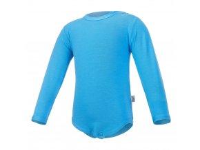 Body tenké DR Outlast® - modrá (Velikost 74)