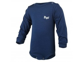 Body tenké DR Outlast® - tm.modrá (Velikost 62)