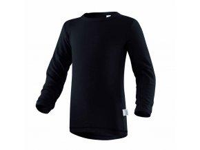 Tričko smyk DR Outlast® - černá (Velikost 164)