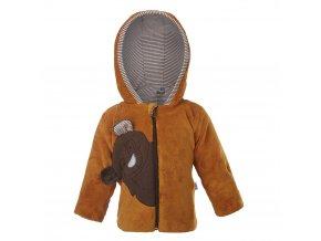 Kabátek MAZLÍK KOALA Outlast® - medová (Velikost 80)