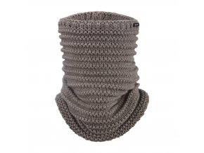 Nákrčník pletený Outlast ® - kašmír lesk (Velikost 5 | 49-53 cm)