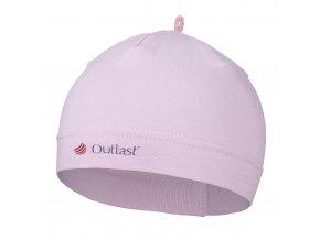 Čepice tenká kojenecká Outlast® - růžová baby (Velikost 1 | 36-38 cm)