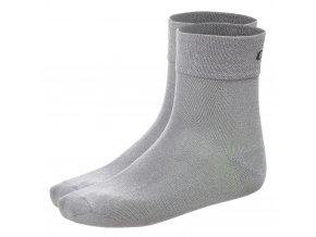 Ponožky  Outlast® - tm.šedá (Velikost 35-38)