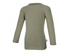 Tričko smyk DR Outlast® - khaki army (Velikost 86)