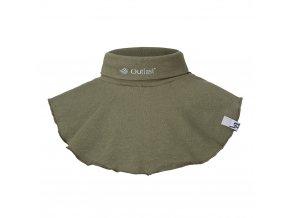 Nákrčník smyk Outlast® - khaki army (Velikost UNI)