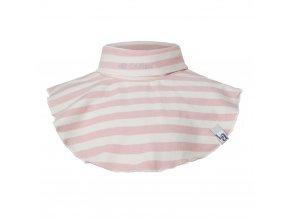 Nákrčník smyk Outlast® - pruh růžový (Velikost UNI)