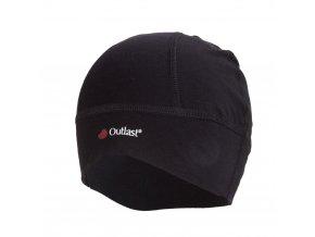 Čepice smyk SPORT Outlast® - černá (Velikost 4   45-48 cm)