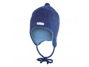 Čepice MAZLÍK Outlast® - modrá (Velikost 3   42-44 cm)