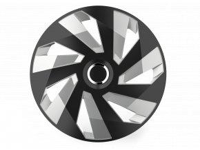 vector rc black silver