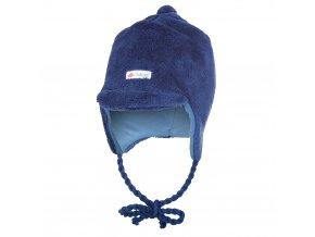 Kšiltovka MAZLÍK Outlast® - modrá (Velikost 1 | 36-38 cm)