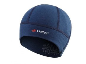 Čepice smyk BABY Outlast® - tm.modrá (Velikost 0 | 33-35 cm)