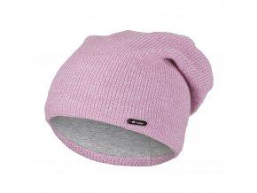 Čepice pletená UNI Outlast ® - stř.růžová (Velikost 4 | 45-48 cm)