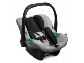 ABC Design SET Tulip + adaptér graphite grey 2020  autosedačka 0-13 kg