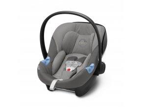 Cybex Aton M i-Size SensorSafe Soho Grey 2020  autosedačka 0-13 kg