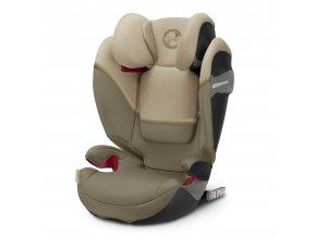 Cybex Solution S-fix Classic Beige 2020  autosedačka 15-36 kg