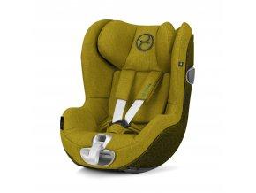 Cybex Sirona Z i-Size PLUS Mustard Yellow 2020  autosedačka 0-18 kg