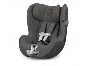 Cybex Sirona Z i-Size SensorSafe Soho Grey 2020  autosedačka 0-18 kg