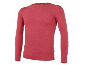Tričko tenké DR Outlast® - bordová (Velikost 134)