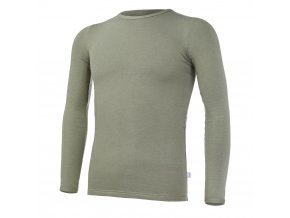 Tričko tenké DR Outlast® - khaki (Velikost 134)