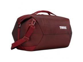 Thule Subterra cestovní taška 45 l TSWD345EMB - vínově červená  Cestovní taška