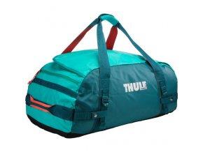 Thule Chasm 70 l cestovní taška CHASM70BG - tyrkysová  Cestovní taška
