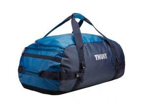 Thule Chasm 90 l cestovní taška CHASM90DB - modrá/šedá  Cestovní taška