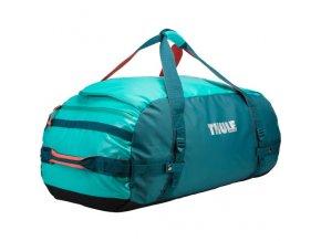 Thule Chasm 90 l cestovní taška CHASM90BG - tyrkysová  Cestovní taška