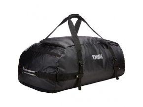 Thule Chasm 130 l cestovní taška CHASM130K - černá  Cestovní taška