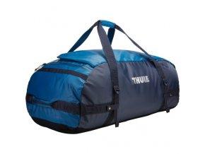 Thule Chasm 130 l cestovní taška CHASM130DB - modrá/šedá  Cestovní taška