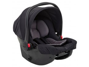 Graco Snugessentials R129 midnight black  autosedačka 40-75 cm