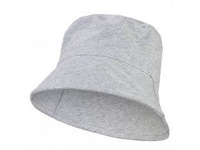 Klobouk tenký Outlast® - šedý melír (Velikost 3 | 42-44 cm)
