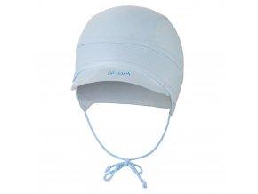 Kšiltovka tenká zavazovací Outlast® - sv.modrá (Velikost 1   36-38 cm)