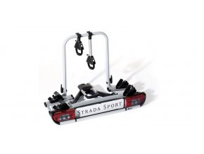 Nosič jízdních kol Atera STRADA Sport M 2 + adaptér pro 3. kolo