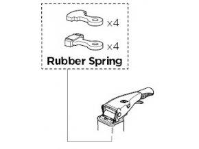 1500054185 Rubber Spring Kit