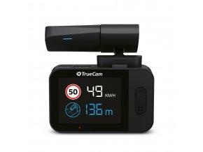 TrueCam M7 GPS Dual  Duální kamera do auta
