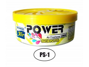 Power Scent Lemon