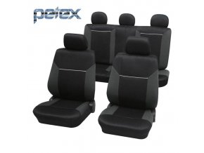 PETEX Autopotahy UNI PRESTIGE šedé