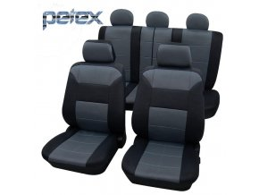 PETEX Autopotahy UNI VESUV antracit