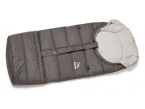 Peg Pérego Fusak pro kočárky Grey 2019  Zimní fusak