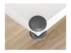 Reer Ochrana rohu stolu 4ks anthracite DesignLine