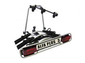 Nosič jízdních kol Wjenzek Alfa PLUS 3 (sklopný)