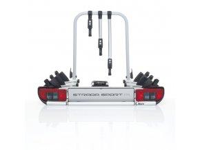 Nosič jízdních kol Atera STRADA Sport M 3 + adaptér pro 4. kolo